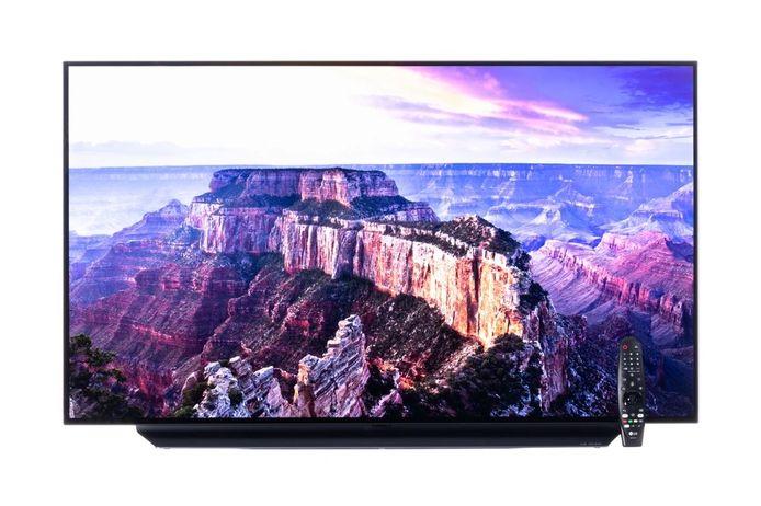 Wéér goeddeels dezelfde tv, maar dan een maatje kleiner.