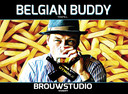 Belgian Buddy. 9,1% Krachtige, kruidige en volle tripel, gebrouwen volgens het Reinheitsgebot.