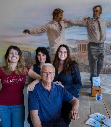 Grieks smullen in nieuw Zorba's Taverna in Blixembosch