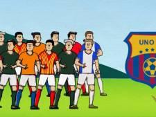 Uut Noaberschap Ontstoan: nieuwe Berkellandse voetbalclub UNO'21 begint na zomervakantie met 250 jeugdleden
