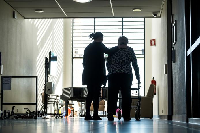 Saxenburgh concentreert de crisisopvang van thuiswonende ouderen met dementie voortaan in afdeling De Esch van het Clara Feyoena Heem.