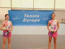 Tennisster Nijkamp stapt in Turkije als winnares van de baan