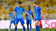 AA Gent veroordeeld tot Europa League na zware nederlaag bij Dinamo Kiev