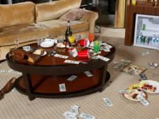 Miljoen schade na 'spookfeest' in villa