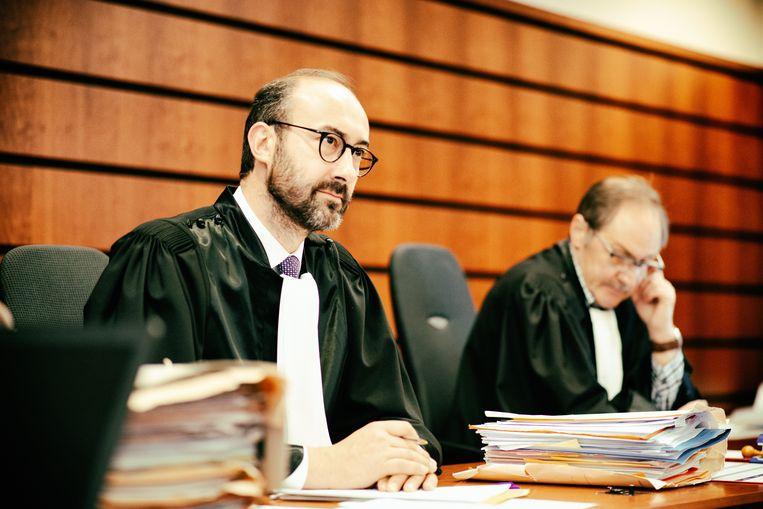 Correctionele rechter Pieter-Jan Steverlinck behandelt in Hasselt en Tongeren onder andere drugszaken en diefstallen.