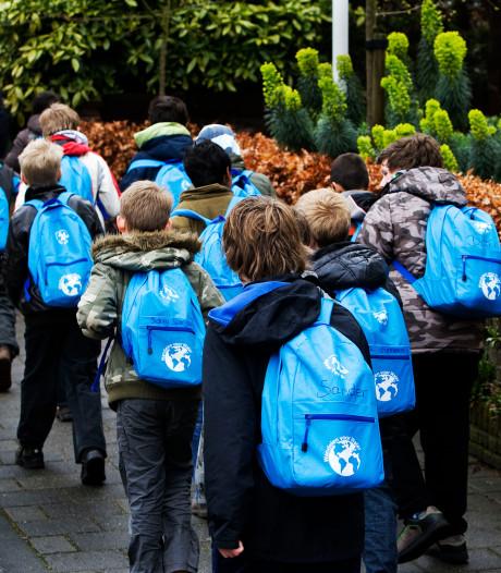 Gorcumse scholieren gaan mogelijk weer wandelen voor water