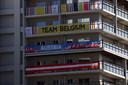 Het olympisch dorp.