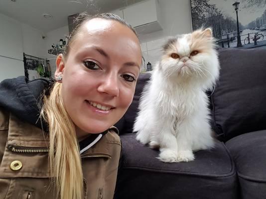 Natascha met Xena.