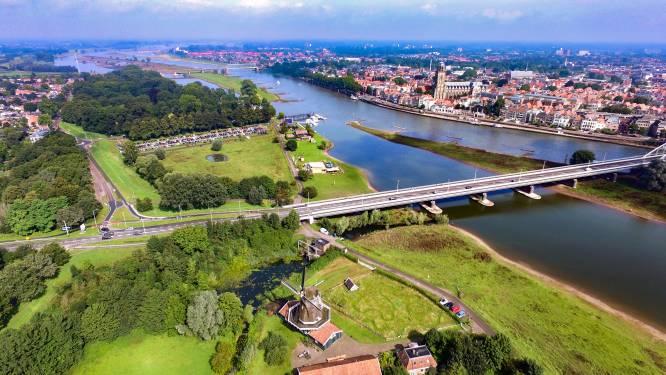 Hoe Lowlands ooit aan de neus van Deventer voorbijging: 'Het risico op overstromingen was te groot'