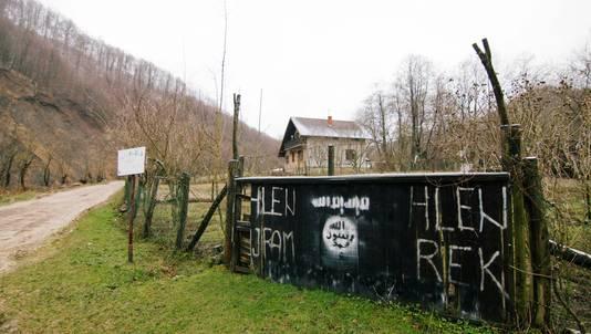 In januari werd reeds een ander bolwerk in Bosnië ontmanteld.