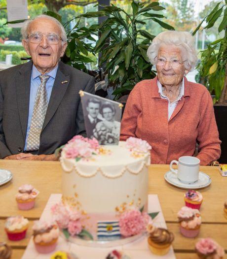 Samen 200 jaar en 75 jaar samen