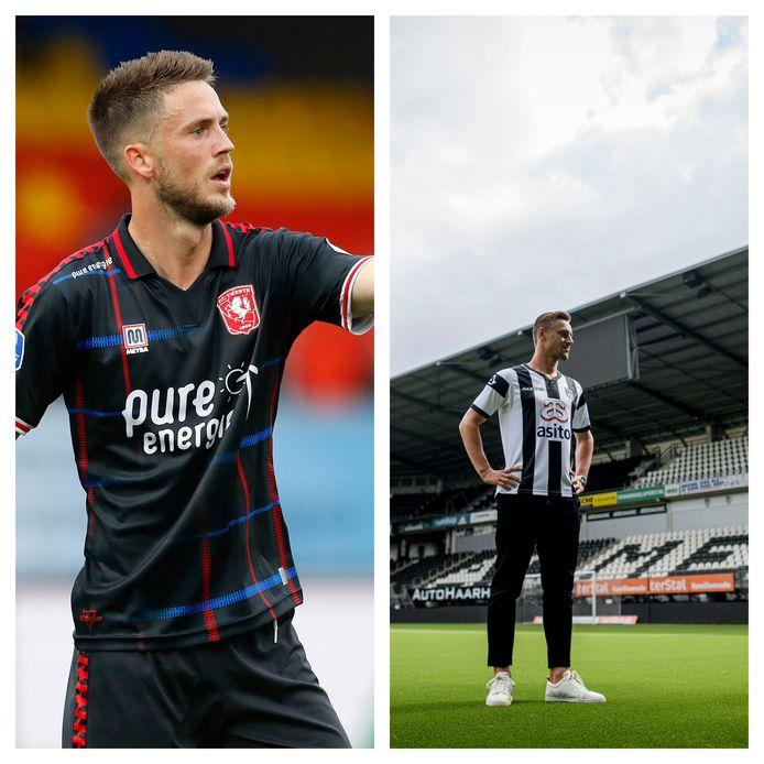 FC Twente en Heracles hebben met Ricky van Wolfswinkel en Kaj Sierhuis twee spitsen teruggehaald naar de eredivisie.