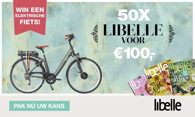 Neem nu een abonnement op Libelle en maak kans op een QWIC elektrische fiets!