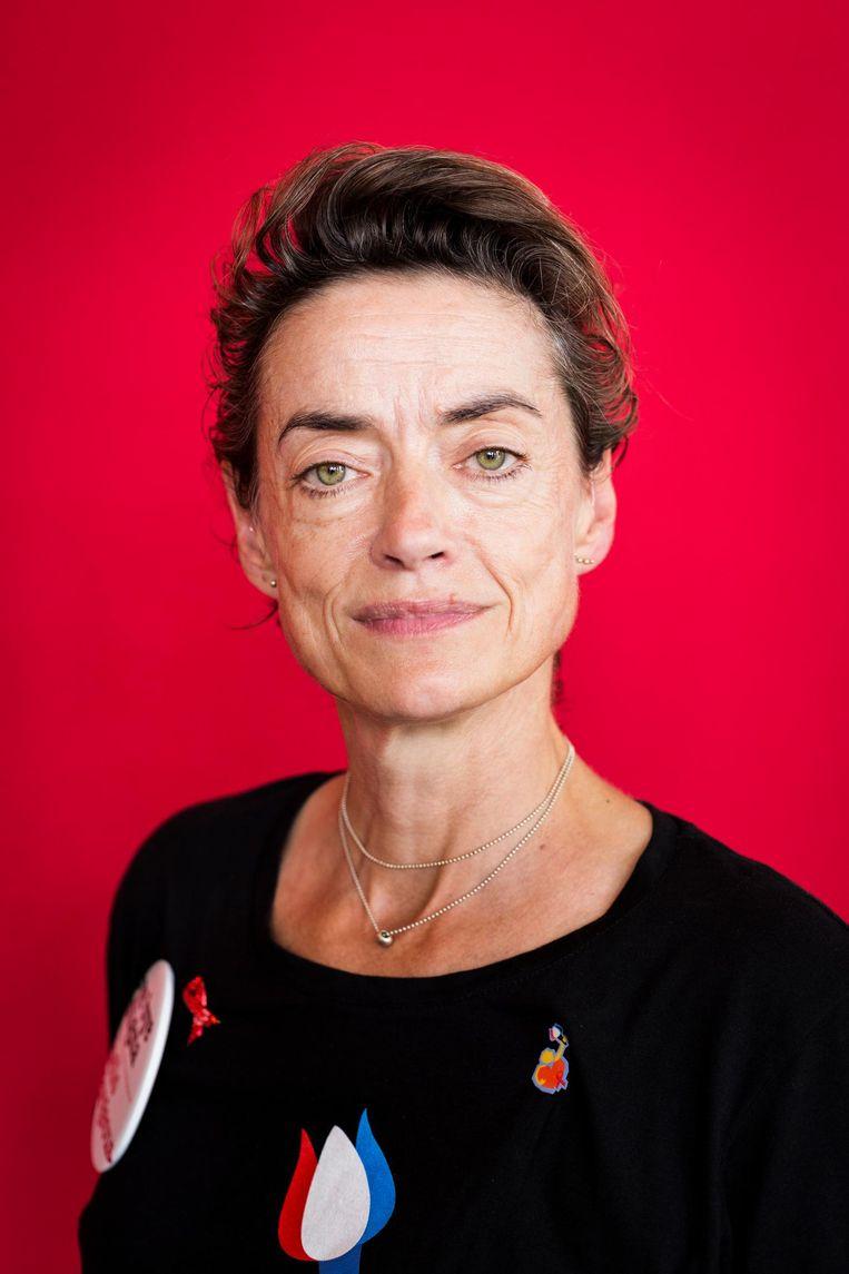 Marjolein Annegarn Beeld Tammy van Nerum