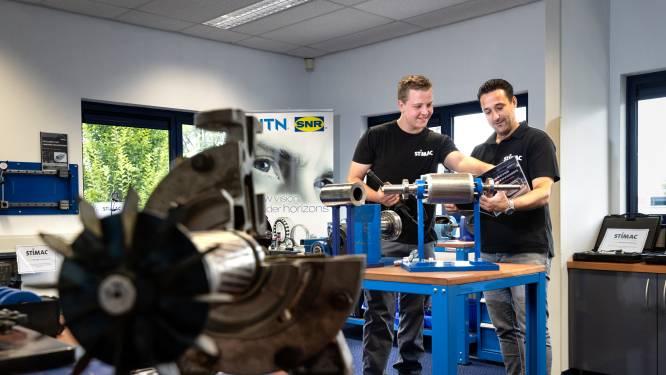 Playstation-generatie wil geen vieze handen: Stimac in Deurne gaat nu ook zelf mensen omscholen voor baan in techniek