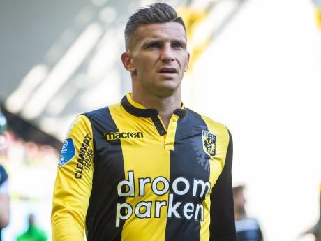 Linssen en Büttner terug in basis Vitesse