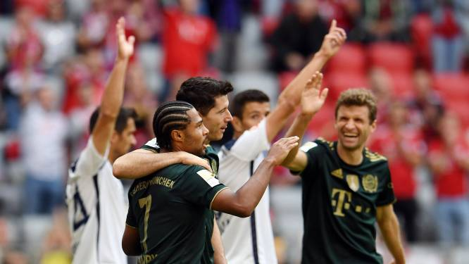 Bayern München slacht promovendus, Flekken houdt doel schoon tegen Boëtius en St. Juste