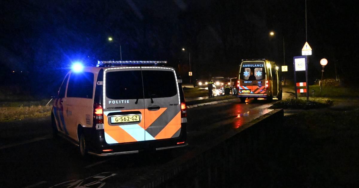 Man uit Beuningen komt om door eenzijdig ongeluk in Nijmegen.