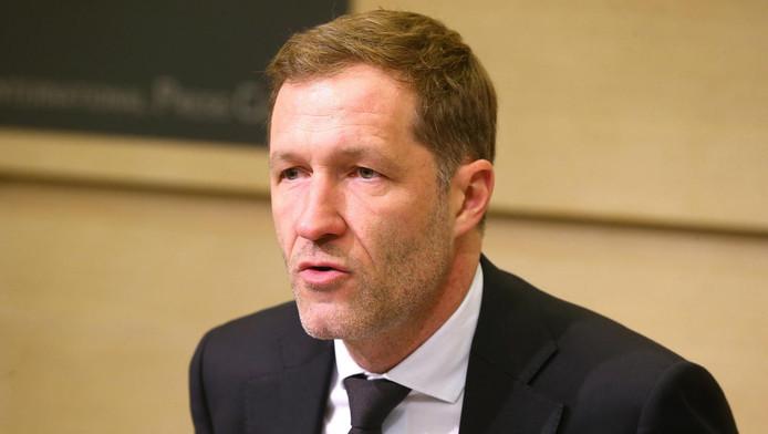 Paul Magnette, ministre-président wallon.