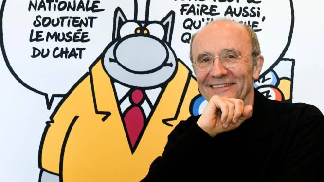Na golf van kritiek: Brussels minister-president Vervoort houdt vast aan Le Chat-museum
