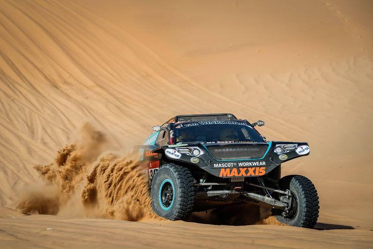Ook de broers Coronel komen in actie in de Dakar Rally Beeld BSR Agency