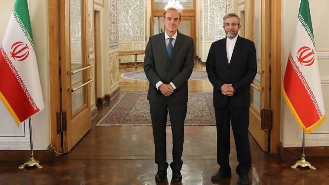 Iraanse minister naar Brussel voor gesprek met EU over nucleair akkoord
