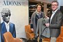 Rik Aernout en Benedicte Soenen plukken de vruchten van winkelen op afspraak.