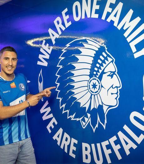 Gianni Bruno signe pour trois ans à La Gantoise