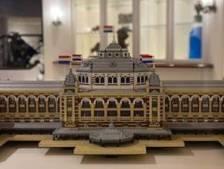 14.573 stenen: Dit is niet zomaar een bouwwerkje van Lego