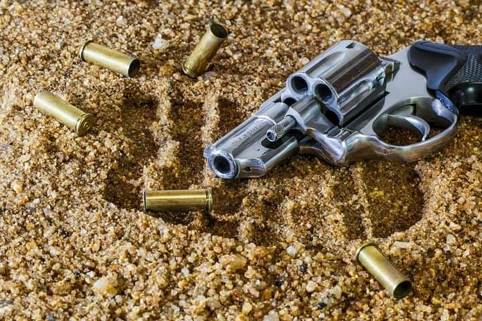 Bij een controle in Apeldoorn troffen agenten een vuurwapen aan.