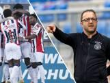 Petrović: 'Helemaal niet nadenken over play-offs'
