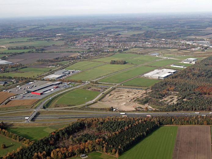 Motorcrossterrein De Ketelberg in Hapert.