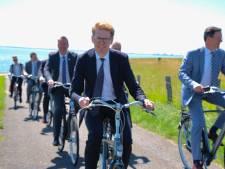 Minister verkent plek van gevangenis voor zware criminelen bij Ritthem