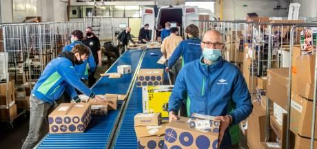 Groot gegroeide Arnhemse pakketbezorger opent distributiecentrum in eigen stad