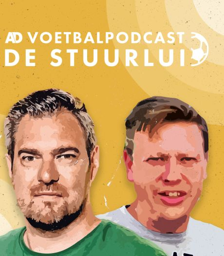 Podcast De Stuurlui met Sjoerd Mossou | 'Play-offs zijn voor Feyenoord mentaal het zwaarst'