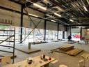 Verbouwing van The New Block op Strijp-S in Eindhoven.