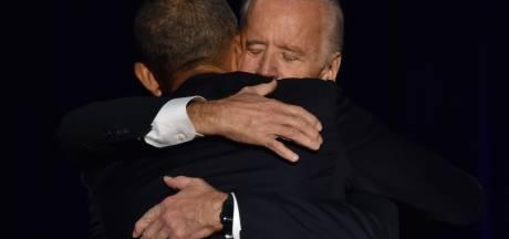 """Les félicitations de Barack Obama à Joe Biden: """"Je ne pourrais pas être plus fier"""""""