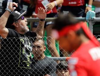 Maradona schreeuwt zich schor, maar ziet Argentijns Davis Cup-team toch naast duel met België grijpen