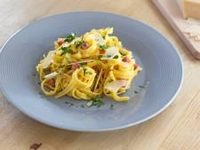 Wat Eten We Vandaag: Pasta carbonara