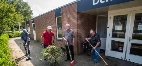 Hersens kraken in het Denksportcentrum in Hengelo begint na opknapbeurt: 'Leden staan te springen'