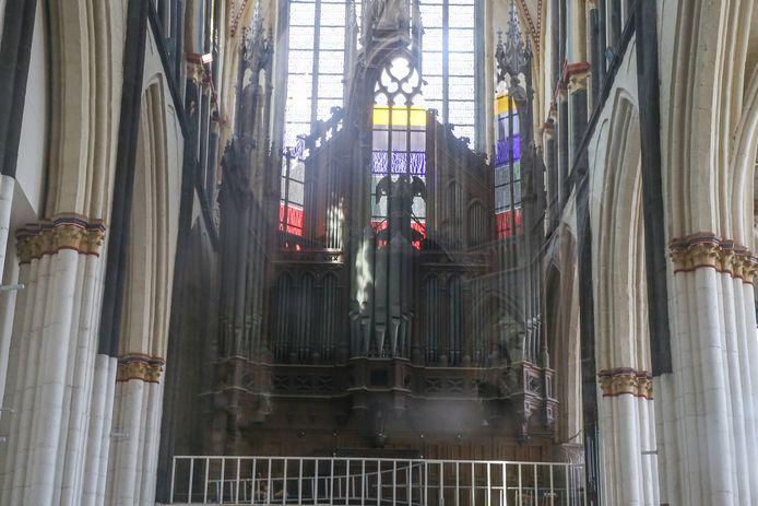 Het unieke orgel in de Sint-Niklaaskerk