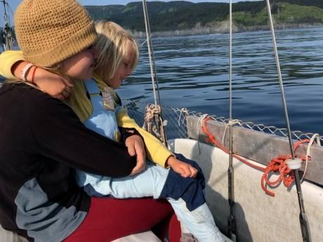 Walvissenonthaal in Alaska   Zeezeilen met Zouterik #28