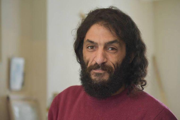 Bewoner Hamza Mohamed.