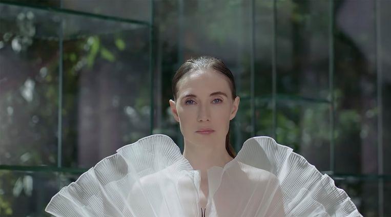 Iris van Herpen - 'Transmotion' Beeld Iris van Herpen