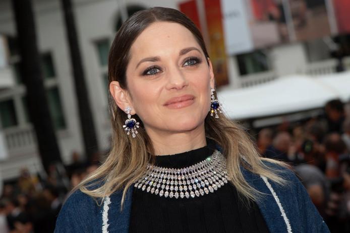 """Marion Cotillard a présenté le film """"Matthias Et Maxime"""", lors du dernier festival de Cannes."""
