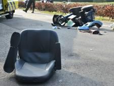 Bejaarde vrouw in scootmobiel op zebrapad aangereden: 'Oranje was háálbaar!'