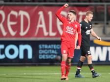 Julio vecht, duelleert en strijdt voor FC Twente: 'Op het veld lijk ik ouder dan dat ik ben'