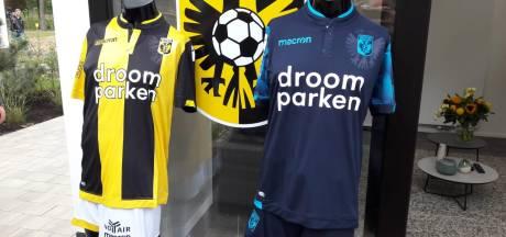 Nieuw shirt Vitesse: uitduels in fraai blauw