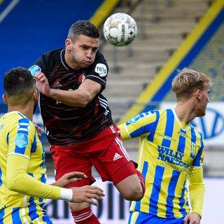 De uitglijder tegen RKC (2-2) tekent het spitsenprobleem van Feyenoord