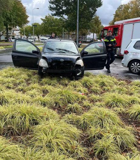 Man zonder rijbewijs probeert politie af te schudden tijdens achtervolging in Eindhoven